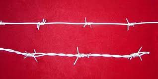 Barbed Wire Single Strand Or Double Strand