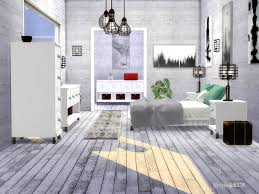 Bedroom Mona - Sims 4 Mod Download Free