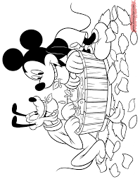 Coloring Pages Mickey Mouse Printable Coloring Sheets And Minnie
