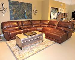 Living Room With Brown Leather Sofa Leather Sofas Washington Dc Northern Virginia Maryland And