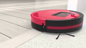 bobsweep robotic vacuum cleaner and mop.  Bobsweep BObsweep PetHair Robot Vacuum Cleaner And Mop On Bobsweep Robotic And P