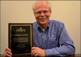 Bob Frayer Receives ABPA Chairman's Award