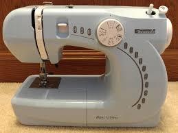 kenmore mini ultra sewing machine. kenmore mini ultra sewing machine model 385 11206300 euc with