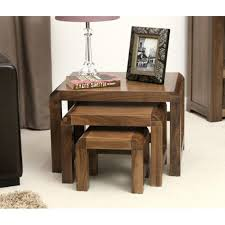 brilliant small dark wood side table side tables living room uk best 20 copper coffee table