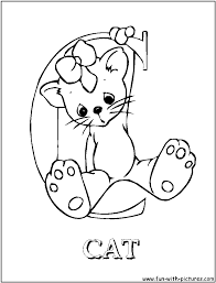 Small Picture Precious Moments Alphabet A z Coloring Pages Coloring Home