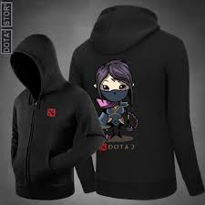 dota 2 templar assassin hooded hoodies sweatshirt dota 2 store