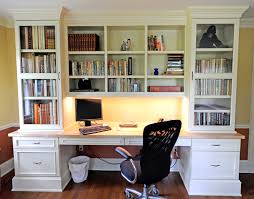 gallery choosing office cabinets white. Elegant Desk With Bookshelf Gallery Choosing Office Cabinets White