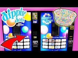 Dippin Dots Vending Machine Stunning Trump's Press Secretary Sean Spicer Has An Odd Longrunning Feud