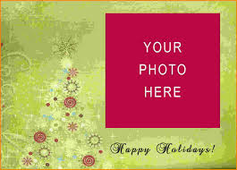 holiday card template happy holidays greeting card template uploaded by azrina raziyak