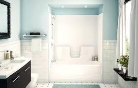 one piece tub shower combo one piece tub shower units corner bathtub combo small bathroom acrylic