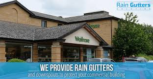 a guide for choosing the perfect commercial rain gutters for your business