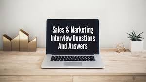 Interview Questions For Help Desk Sales Marketing Interview Questions And Answers
