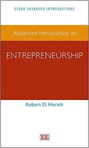 Introduction To Entrepreneurship Buy Advanced Introduction To Entrepreneurship Elgar