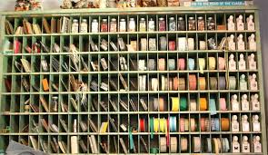mail sorter - Craft Storage Ideas