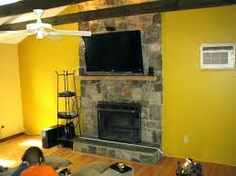 installing tv above fireplace wiring pros of mounting a