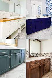 Diy Bathroom Vanity Ideas To Update Your Bathroom On A Budget