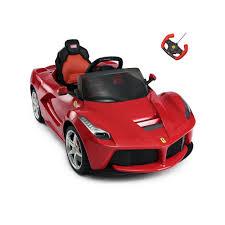 La Ferrari Ride on Car - Red | Buy Online | Toystore