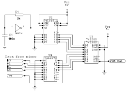 pwm signal generator circuit click on the circuit diagram to open it in a new window