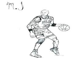Michael Jordan Coloring Page Coloring Pages Air Jordan 12 Coloring Pages