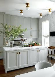 full image for flush mount kitchen ceiling light fixtures lighting fan led