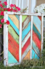 Reclaimed Wood Wall Art Best 25 Reclaimed Wood Wall Art Ideas On Pinterest Farmhouse