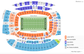 Stubhub Soldier Field Seating Chart How To Find The Cheapest Bears Vs Vikings Tickets In 2019