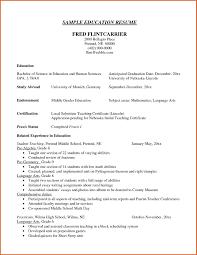 Should I Put Education On Resume Professional Resume Templates