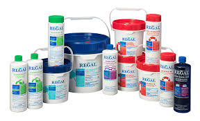 pool cleaning chemicals. Plain Cleaning Regal Pool Care System And Cleaning Chemicals Solutions