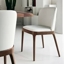 contemporary furniture chairs. Unique Chairs Cattelan Italia Magda Chair  Leather U0026 Oak On Contemporary Furniture Chairs