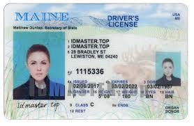 0000438 550 Natalie maine-driver-license Hill Fitness
