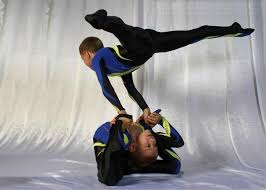 Акробатика История развития акробатики