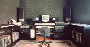 home tracking studio