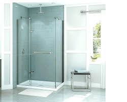 clean shower stall shower stall glass doors clean choosing a door fine main does ammonia clean clean shower stall