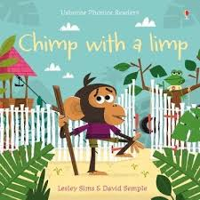 Buy Chimp with a Limp by Lesley Sims With Free Delivery | wordery.com