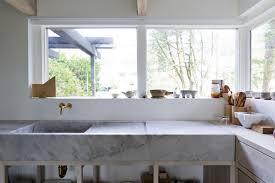 Trend Alert 8 Integrated Marble Kitchen Sinks Remodelista