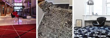 custom commerccial carpet
