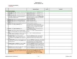 test plan template excel plan test plan template