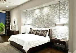 bedroom accent wall. Accent Wall Pattern Ideas Unique Small Bedroom  .