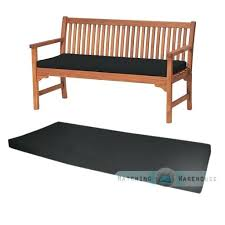 garden bench cushion outdoor water resistant 3 bench swing seat cushion only garden furniture made to garden bench cushion