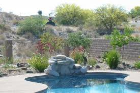 Desert Backyard Designs Adorable Desert Landscaping Ideas