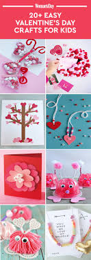 Valentines Day Quotes For Preschoolers 28 Valentines Day Crafts For Kids Fun Heart Arts And Crafts