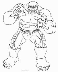 free printable hulk coloring pages for kids cool2bkids best of the