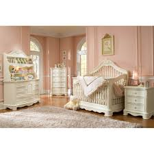 french nursery furniture. furniture elegant white french baby crib set with canopy plus dresser wall nursery