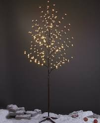 Led Lighted Branches With Timer Lightshare 6ft 208l Led Lighted Cherry Blossom Tree Warm White Decorate Home Garden Summer Wedding Birthday Christmas Holiday Party For Indoor