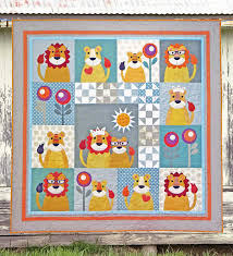 KING of the JUNGLE | Quilt Patterns | PDF Pattern | Quilts | Lion ... & KING of the JUNGLE | Quilt Patterns | PDF Pattern | Quilts | Lion Quilt |  Lions | Applique Quilts | Kids Quilts | Jungle Quilt Adamdwight.com