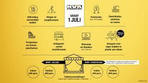 Vanaf 1 juli: bijkomende versoepelingen van de coronamaatregelen |  Nieuw-Vlaamse Alliantie (N-VA)