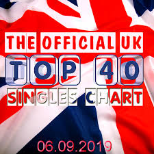 Top 40 Singles Chart 2012 The Official Uk Top 40 Singles Chart 06 09 2019 Artist