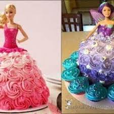 Download Birthday Cakes For Girls Design Ideas Barbie Cake