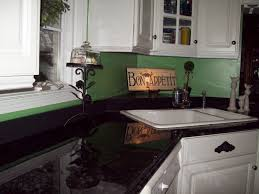 magnificnet black countertop kitchen and sink plus awesome painting formica cabinets with can you paint formica