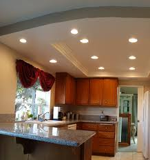 Recessed Kitchen Lighting Recessed Lighting Acoustic Removal Experts
